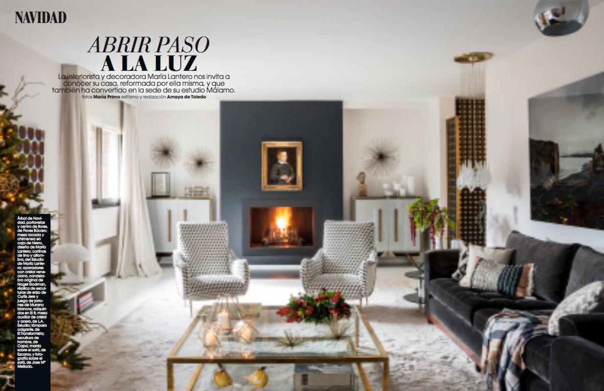 Malamo - Marie Claire - Reformas y Decoración y Diseño de Interiores Madrid.