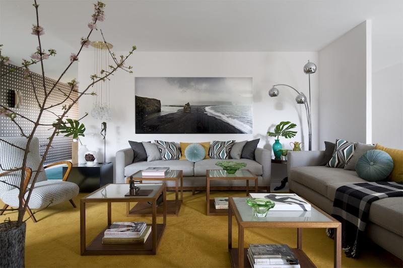 Estudio de Decoración y Diseño de Interiores en Madrid. Definición del proyecto. Málamo.